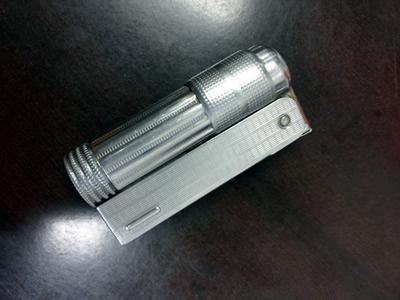 IMCO(イムコ) TRIPLEX SUPER 6700P 柘製作所製が8000本のタバコに火を付けた後