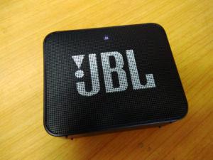 「JBL GO2 評価&レビュー&感想」